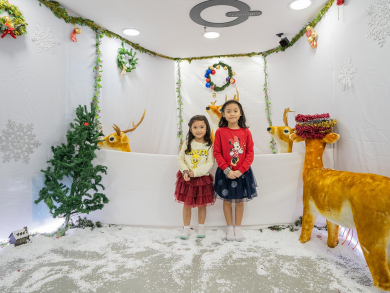 Christmas in Abu Dhabi 2019: Enjoy a winter wonderland at KidZania