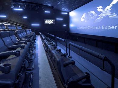 Three unique cinema experiences in the UAE