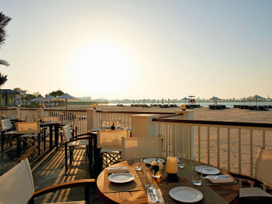 The best bars and restaurants with a view of Abu Dhabi Corniche