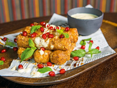 Where to find the best bar food in Abu Dhabi