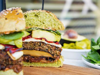 The best healthy restaurants in Abu Dhabi