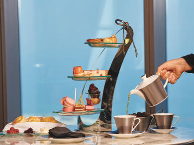 Abu Dhabi afternoon tea deals