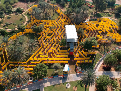 The Wonder Maze opens at Marina Mall Abu Dhabi