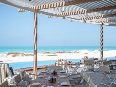The best outdoor restaurants in Abu Dhabi