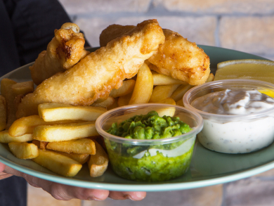 Where to find the best pub food in Abu Dhabi