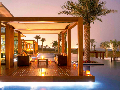 The most romantic restaurants in Abu Dhabi