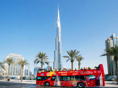 UAE crowned best travel destination in the world
