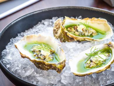 The best seafood restaurants in Abu Dhabi