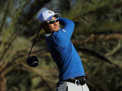 More big names added to the HSBC Abu Dhabi Golf Championship