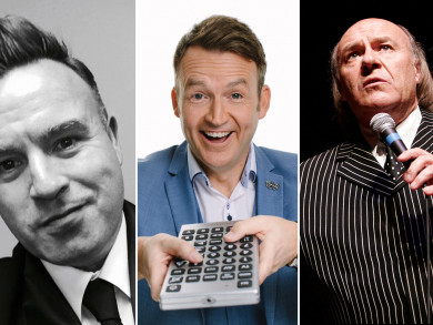 Big Fish Comedy reveals star comedian line-up performing in UAE