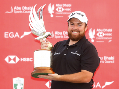 We catch up with Shane Lowry ahead of the Abu Dhabi HSBC Championship