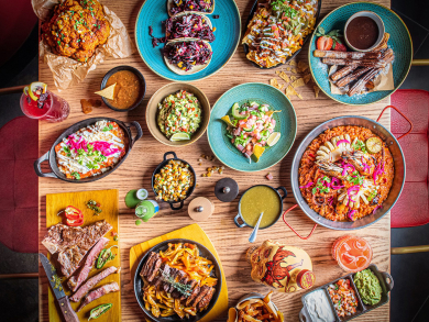 Three party brunches to try this weekend in Abu Dhabi