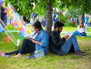 All the authors coming to the first Hay Festival in Abu Dhabi
