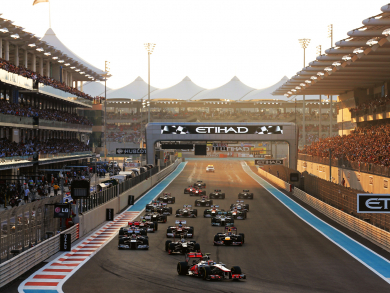The dates for the 2020 Abu Dhabi Grand Prix have been announced