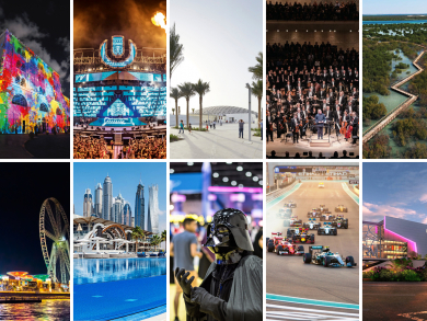 All the amazing things happening in Abu Dhabi in 2020