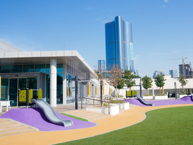 Free fitness classes and games are coming to The Galleria Al Maryah Island