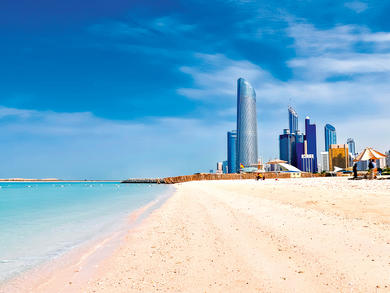 The best beaches in Abu Dhabi for 2020