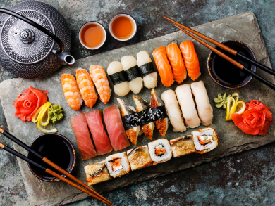 30 brilliant pieces of sushi to try in Abu Dhabi