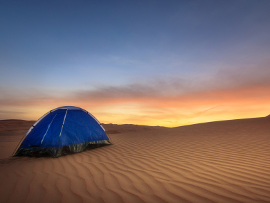 Your ultimate guide to going camping in the UAE in 2020