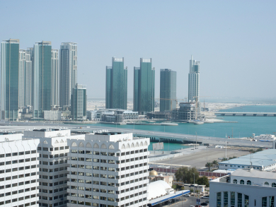 Rent and property prices have dropped in Abu Dhabi's most popular areas