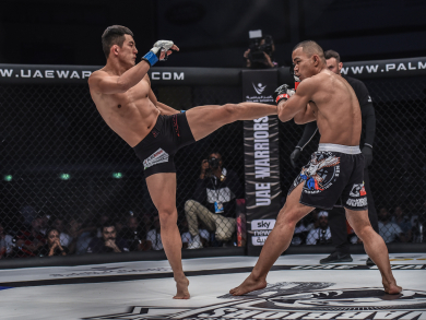 UAE warriors to bring top MMA bouts to Abu Dhabi this month