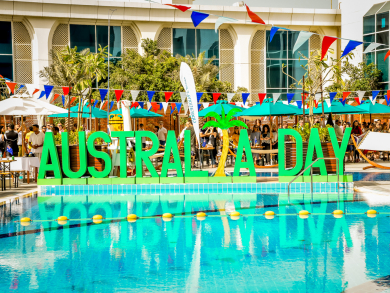 Where to celebrate Australia Day in Abu Dhabi and raise funds for bushfire relief
