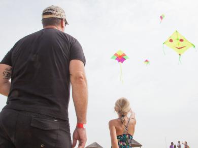 Sir Bani Yas Kite Fest is returning to Abu Dhabi in March
