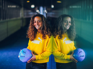 Manchester City is hosting football clinics for girls in Dubai and Abu Dhabi