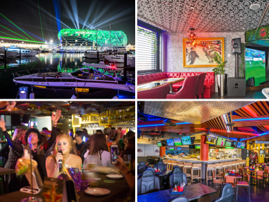 All the Wednesday ladies' nights in Abu Dhabi in 2020