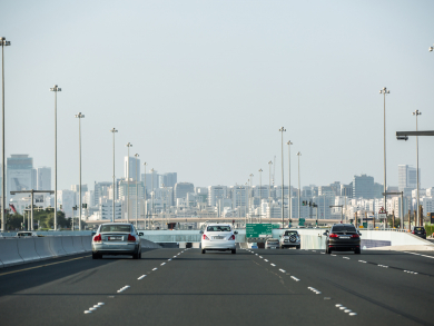Abu Dhabi named the least congested capital city in the world