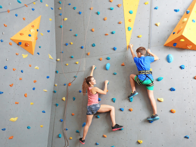 Three climbing experiences for kids to try in the UAE