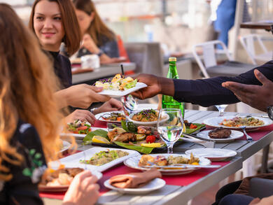 A new barbecue brunch has launched at Aquarium in Abu Dhabi