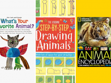Three fab books for the kids to read