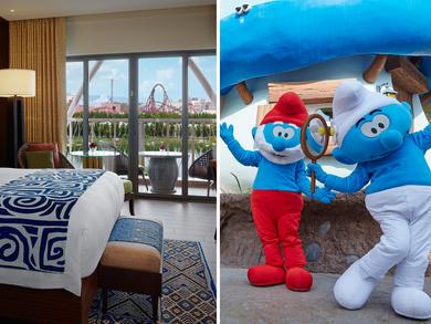 Dubai's Lapita Hotel now offer free access to Dubai Parks and Resorts
