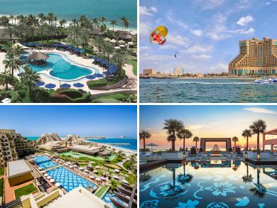 7 brilliant all-inclusive hotel deals in the UAE