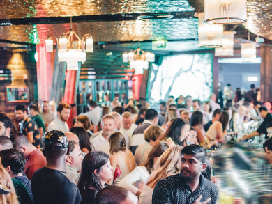 How men can get four free drinks at McGettigan's Abu Dhabi