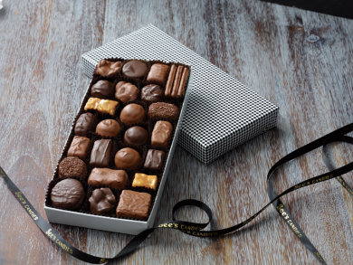 The first See's Candies shop in the UAE opens in Abu Dhabi