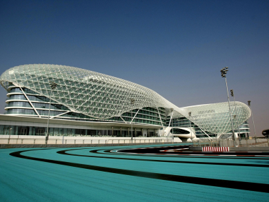 Valentine's Day in Abu Dhabi 2020: Yas Marina Circuit launch drive and stay offers