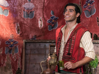Aladdin's Mena Massoud and Superman Brandon Routh coming to Middle East Film and Comic Con