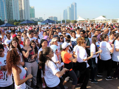 Abu Dhabi to host 40th anniversary of the Terry Fox Run in March