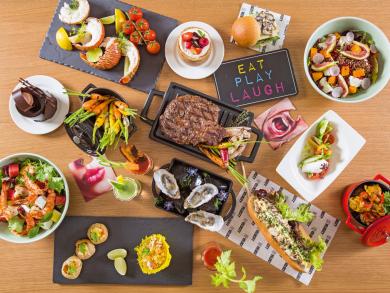 Brunch review: Eat. Play. Laugh. at Kuzbara