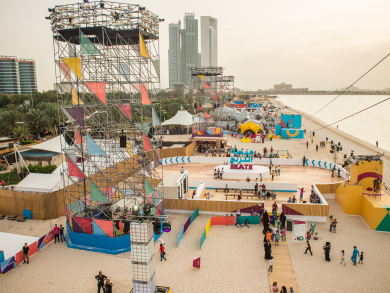 Mother of the Nation Festival is returning to Abu Dhabi in March