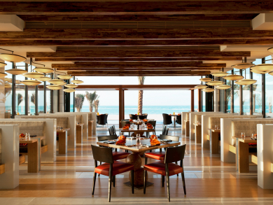 Took a look at these ten romantic restaurants in Abu Dhabi