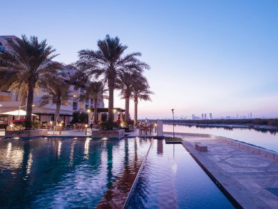 Valentine's Day in Abu Dhabi 2020: A pool party is coming to Eastern Mangroves Hotel& Spa