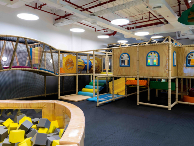 Kids edutainment centre Caboodle is now open in Abu Dhabi