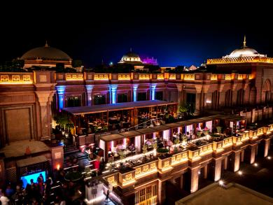 Hakkasan Abu Dhabi has launched a weekly night brunch