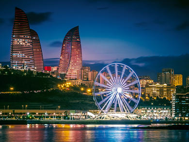 Countries to visit near Abu Dhabi
