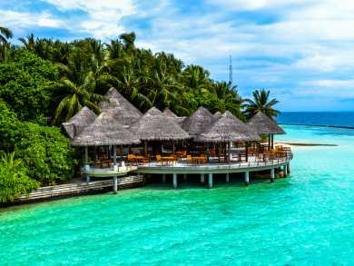 Win a trip to the Maldives