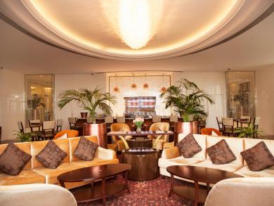 A brand new bar has opened at Abu Dhabi's Bab Al Qasr Hotel