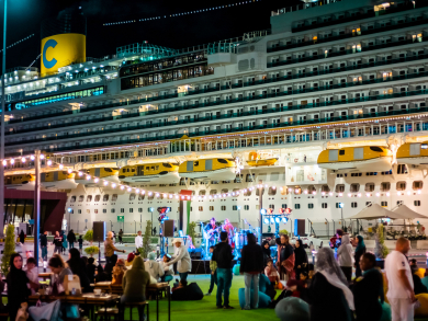 Marsa Mina waterfront destination is now open in Abu Dhabi